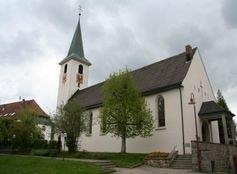 St. Margaretha Birkendorf