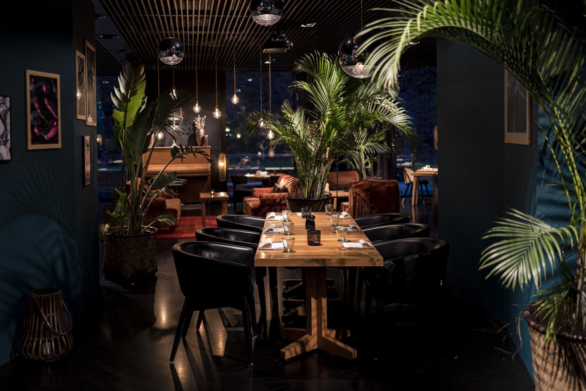 Mezze by Moudis Catering im Secret Garden