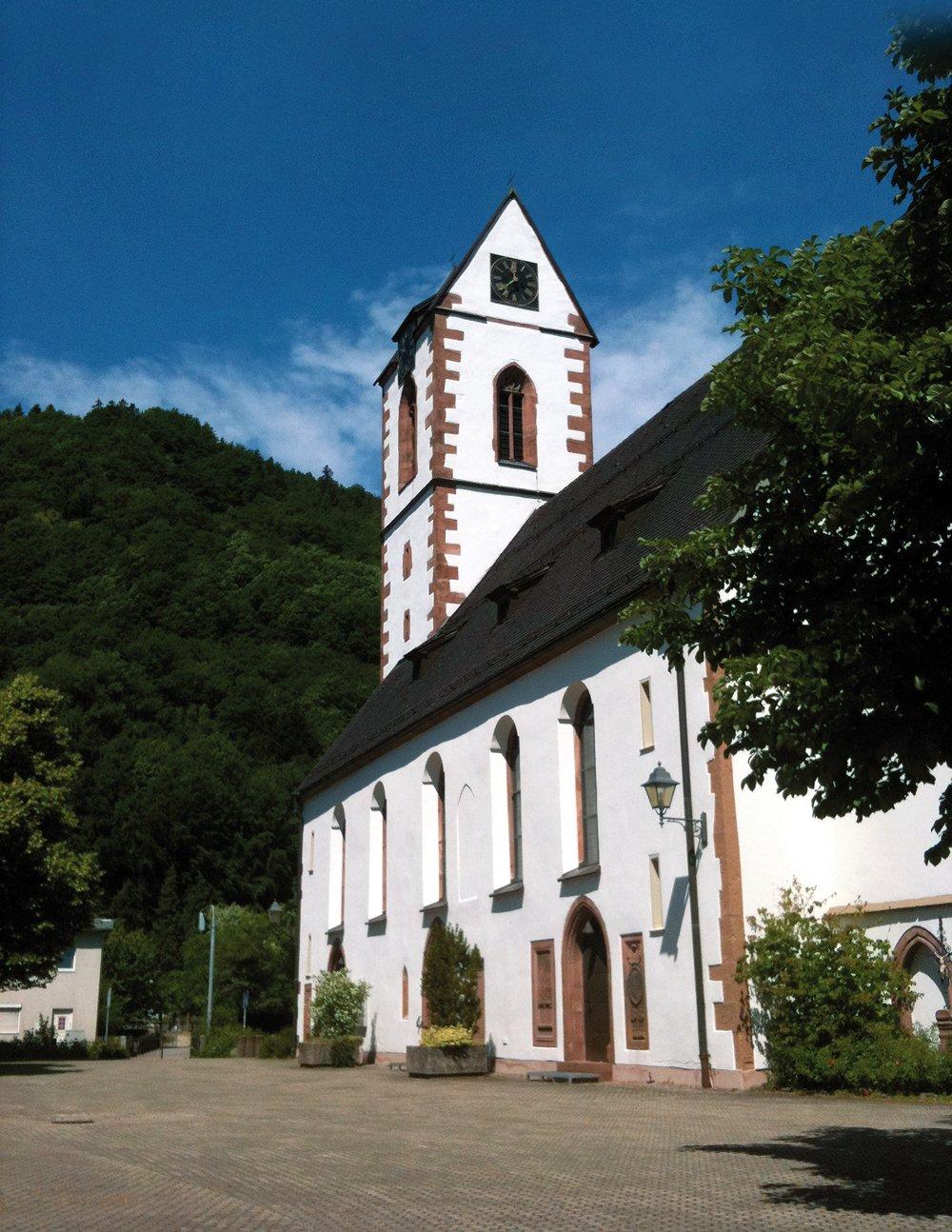 Kath. Stadtkirche St. Laurentius Wolfach
