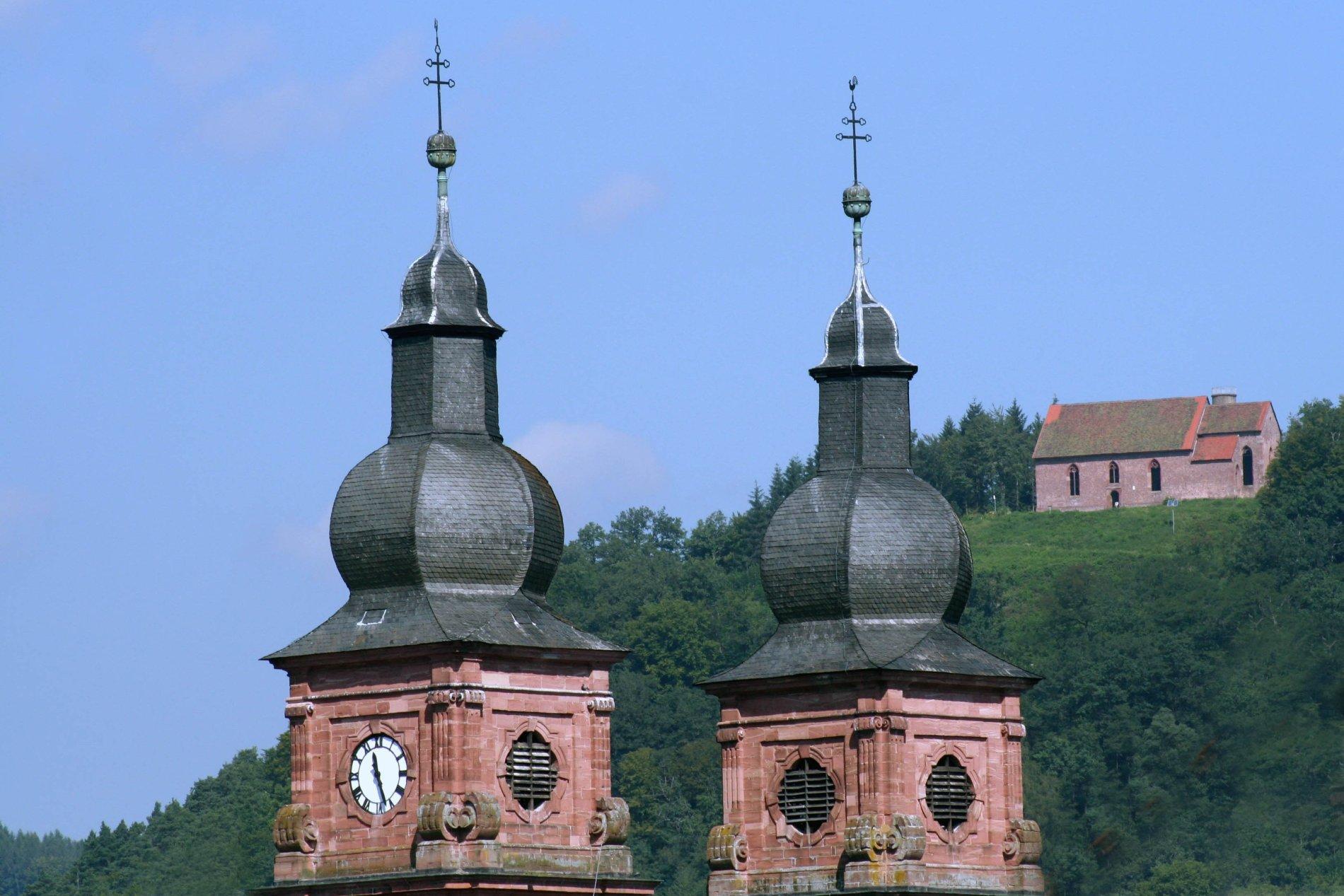 St. Gangolf mit Gotthard