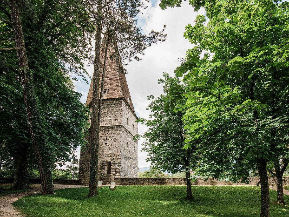 Krummturm