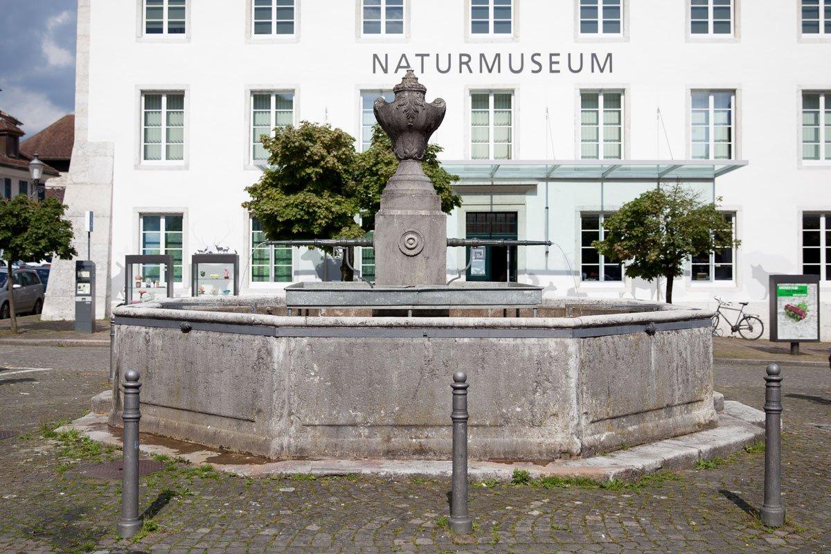 Klosterplatz-Brunnen
