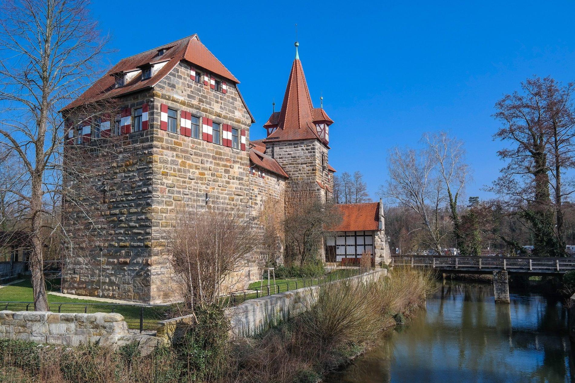 Wenzelschloss Pegnitz