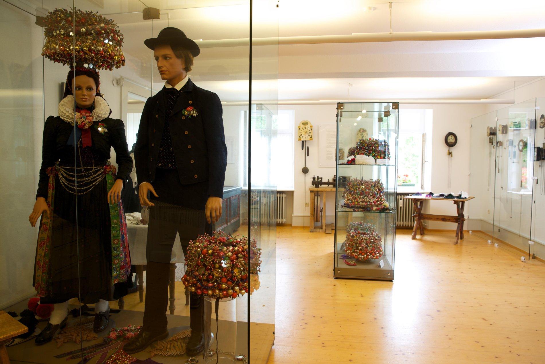 Dorfmuseum Buchenberg Schilderuhren