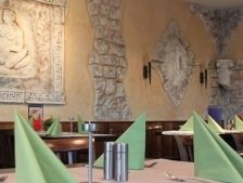 Restaurant an den Saumseen