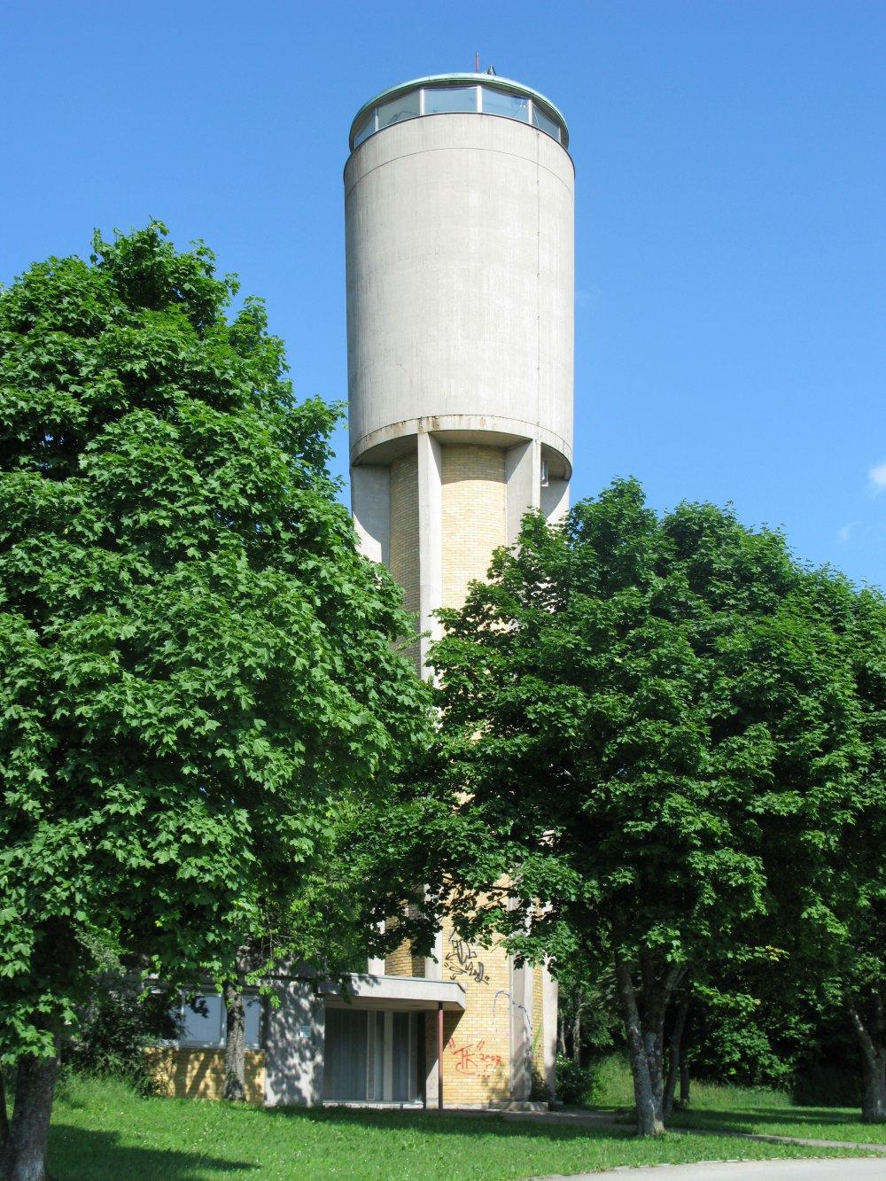 """Wasserturm """"Rauher Bühl"""" Meßstetten"""