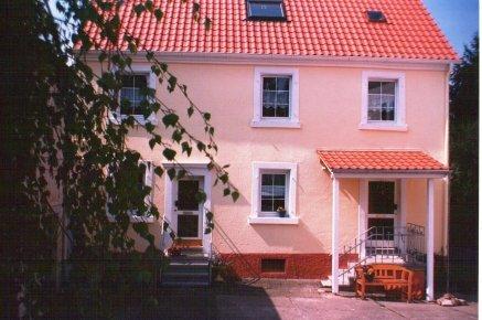 Außenansicht das Hauses