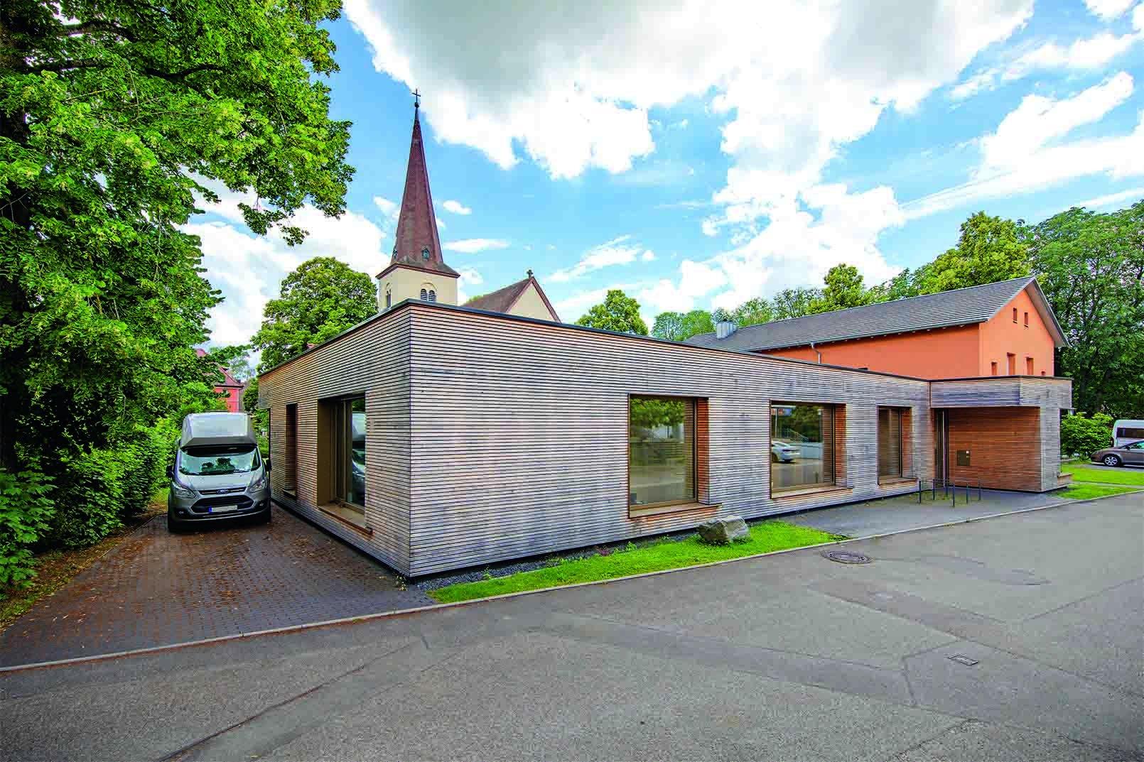Neubau der Dekanatsverwaltung in Bad Krozingen