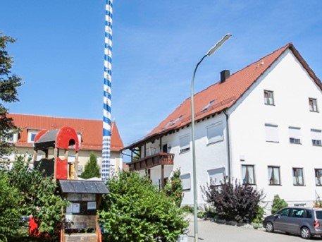 Außenansicht Hotel Gasthaus Ostermeier