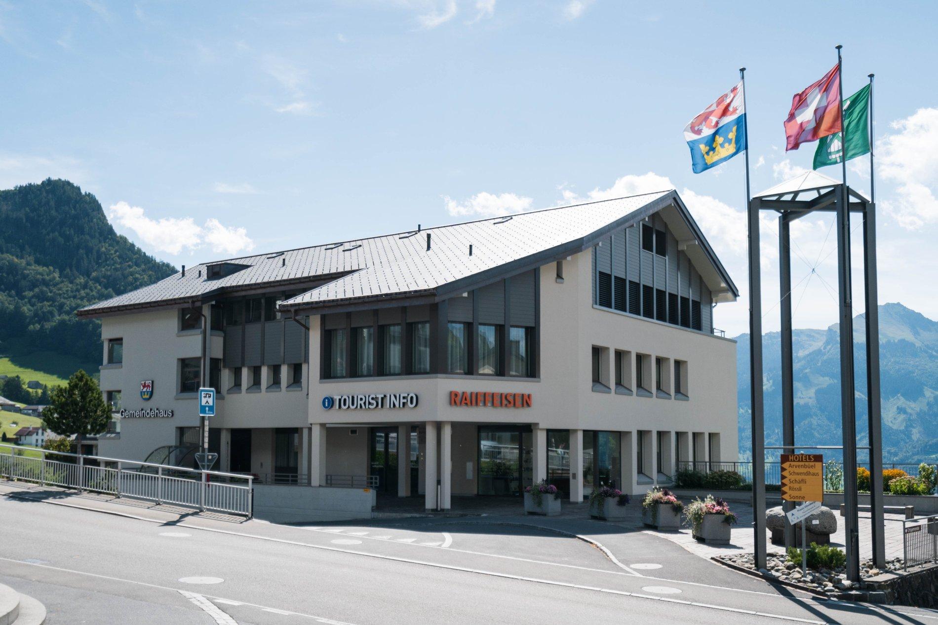 Tourist center Amden&Weesen