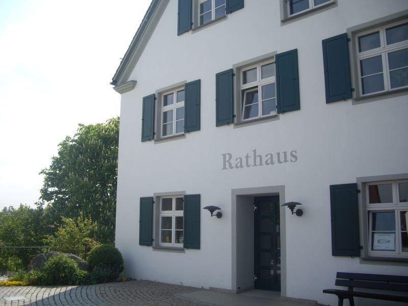 Rathaus Waldburg