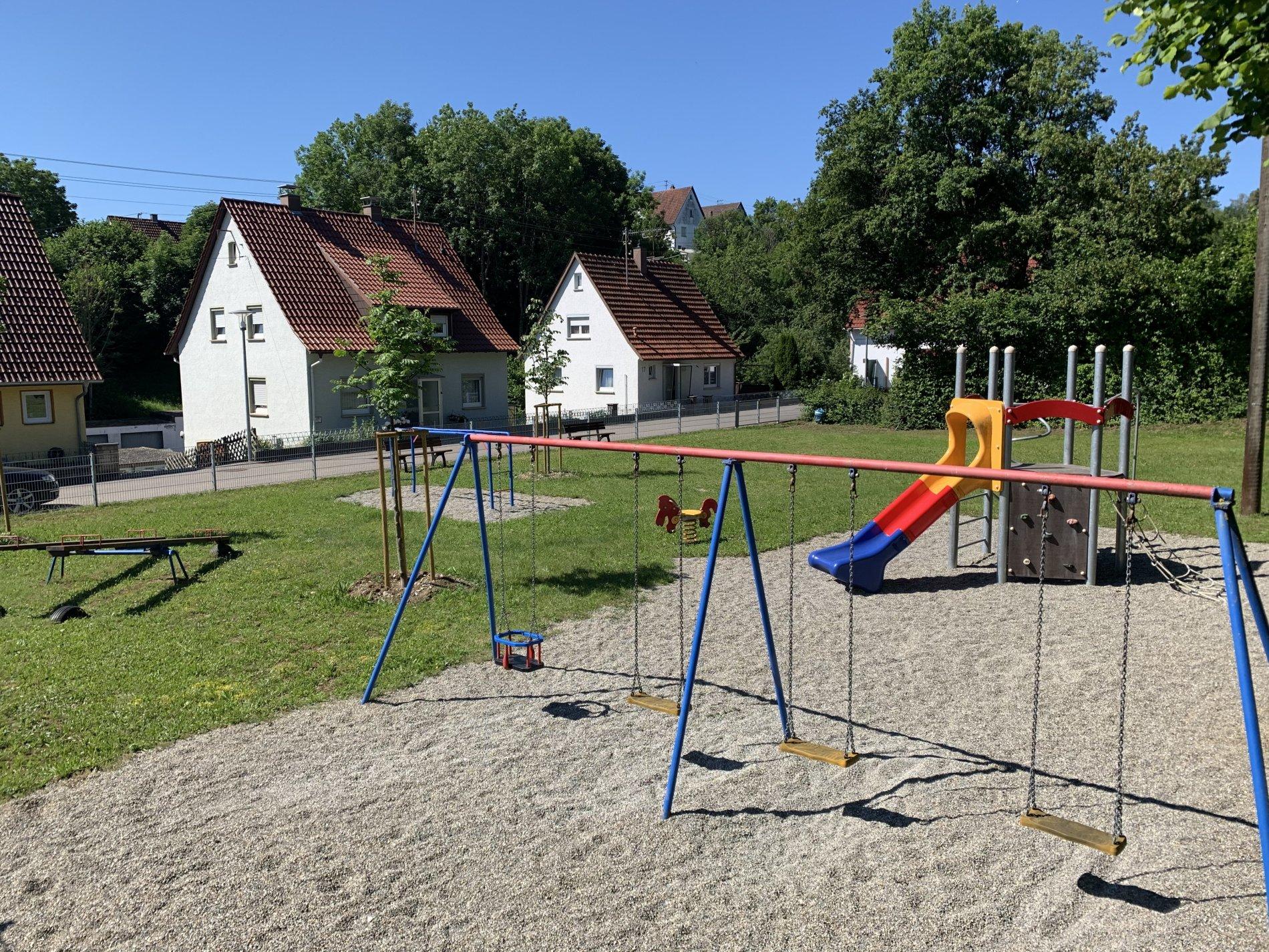 Spielplatz Rosenweg