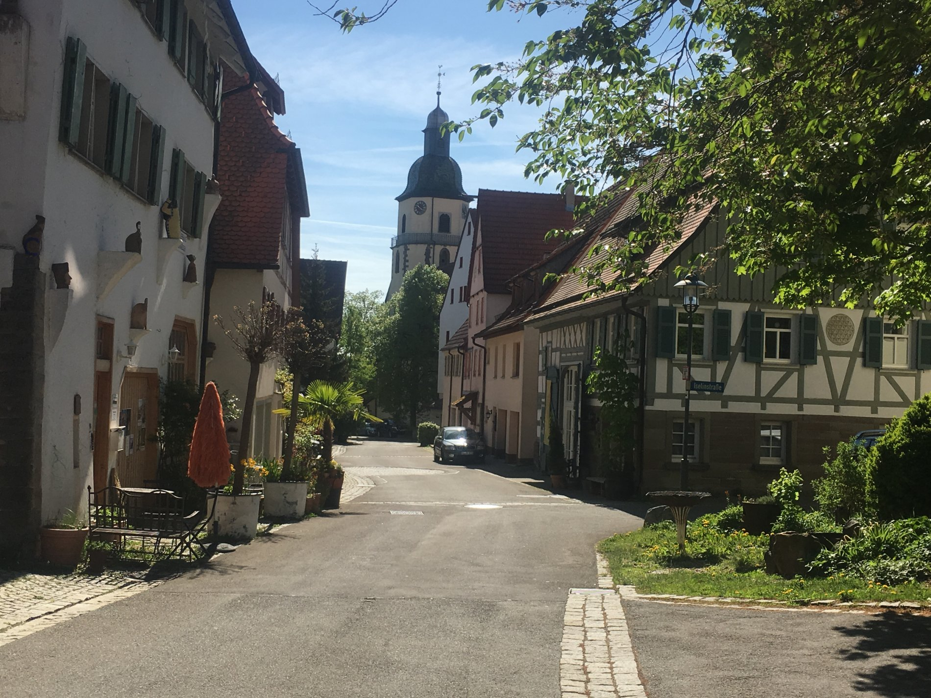 Rosenfelder Altstadt