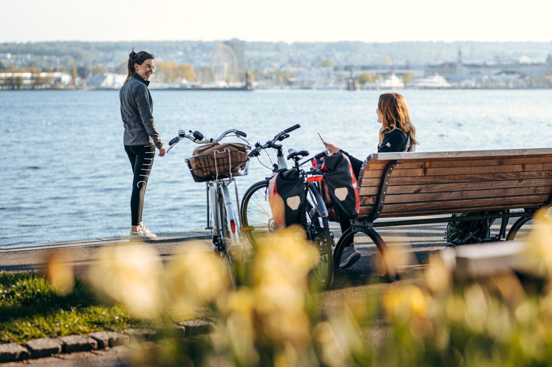 Fahrradfahren in Konstanz
