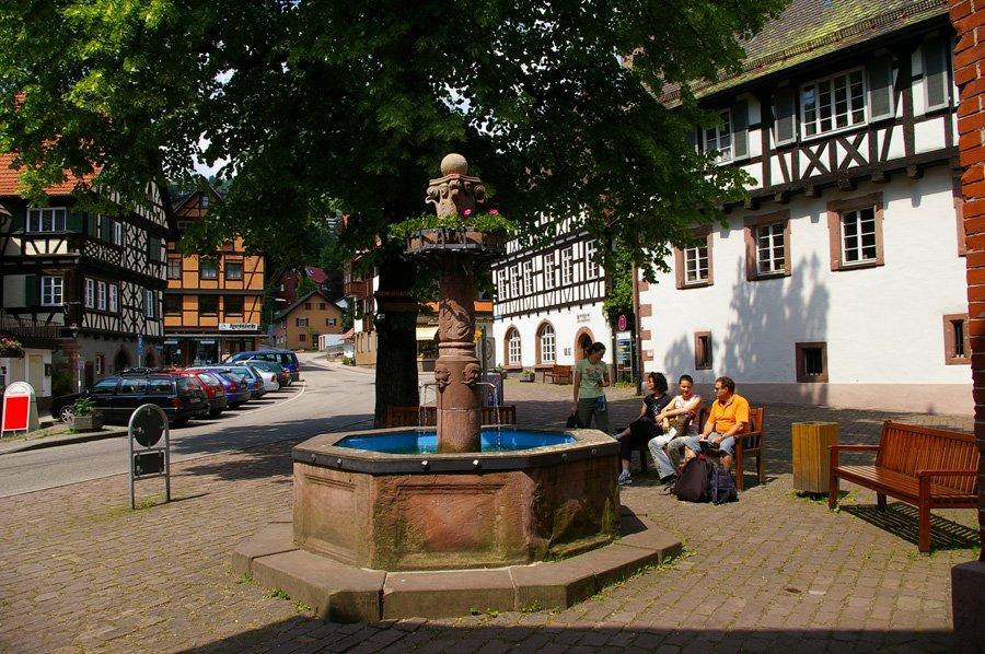 Am Lindenbrunnen