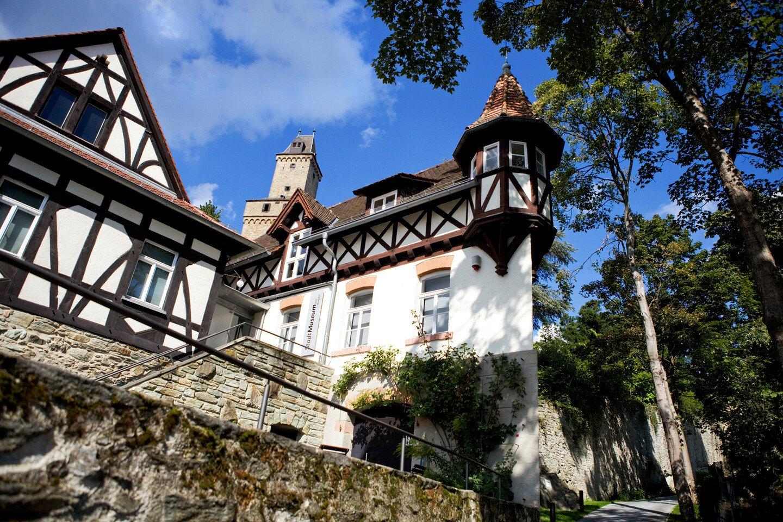 Taunus - Burg Kronberg