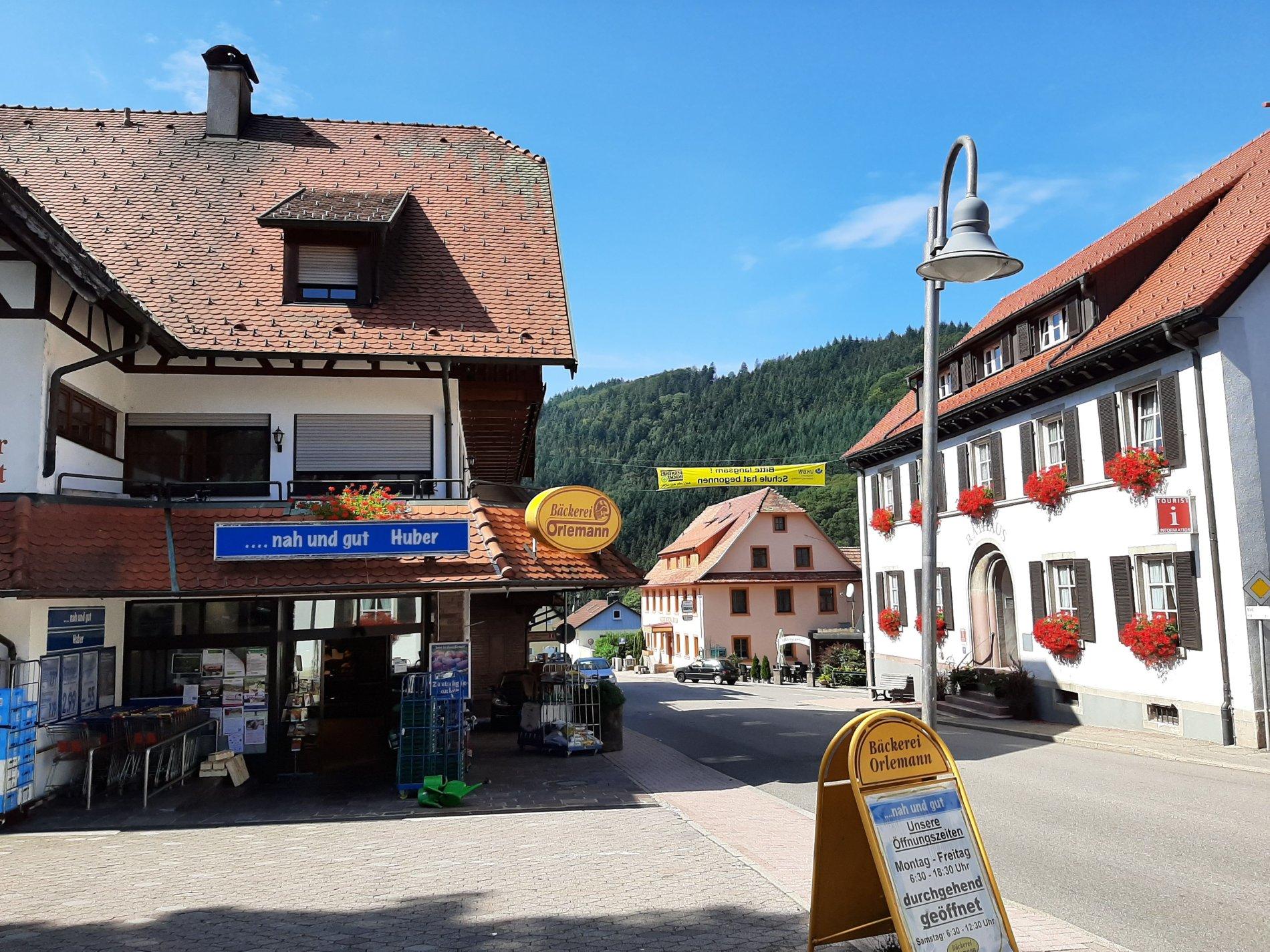 Einkaufsmarkt in Seebach