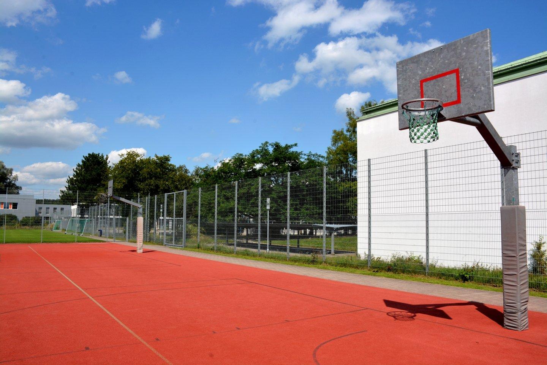 Basketballplatz beim Unterseestadion