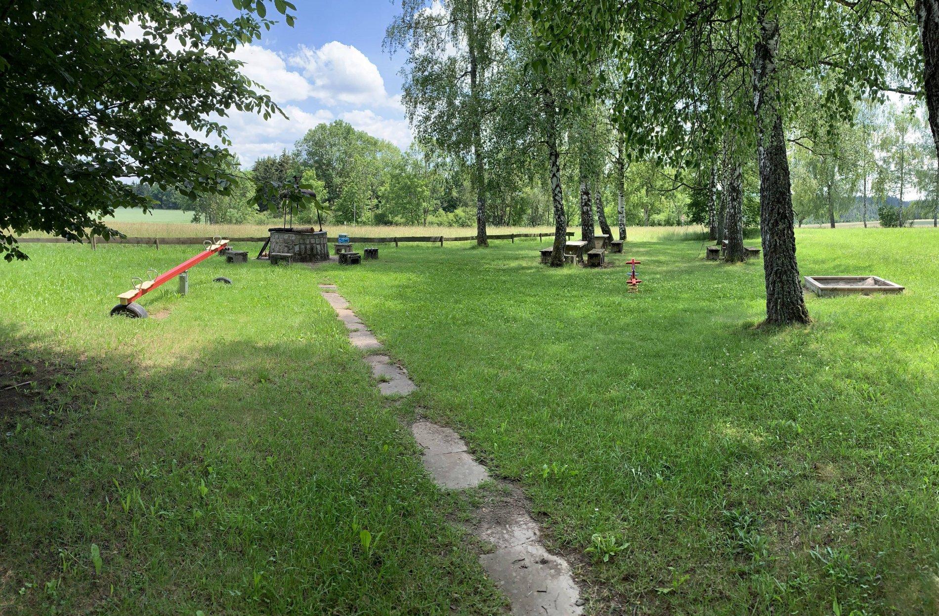 Spielplatz Eichwald