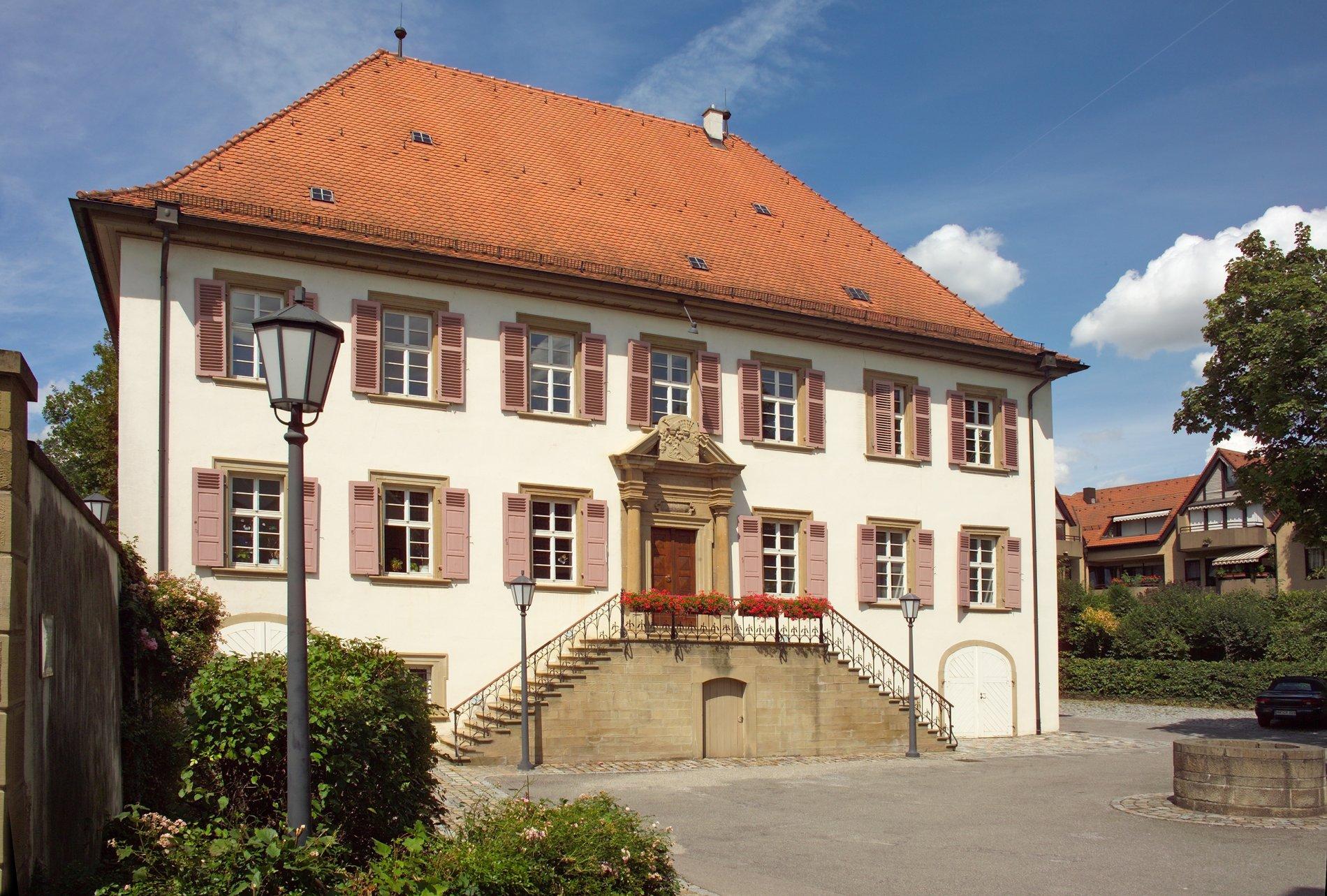 Andre'sches Schlösschen Bad Friedrichshall   HeilbronnerLand