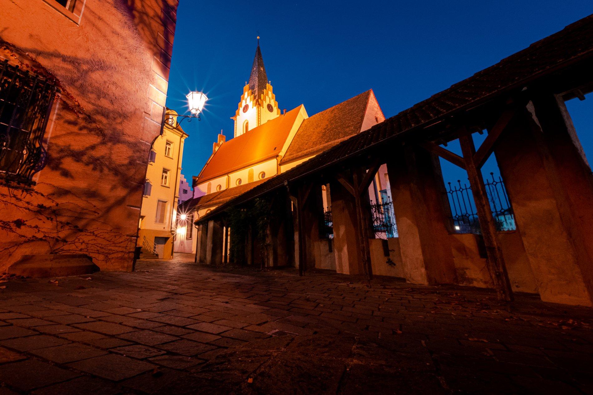 Freilichtbühne hinterm Rathaus