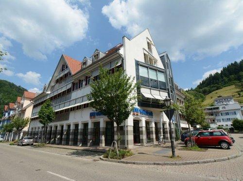 Volksbank Wolfach Gebaeude