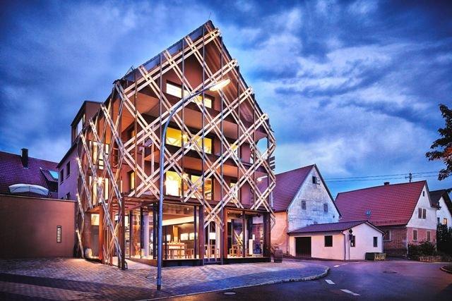 Weinprobieren in der Vinothek