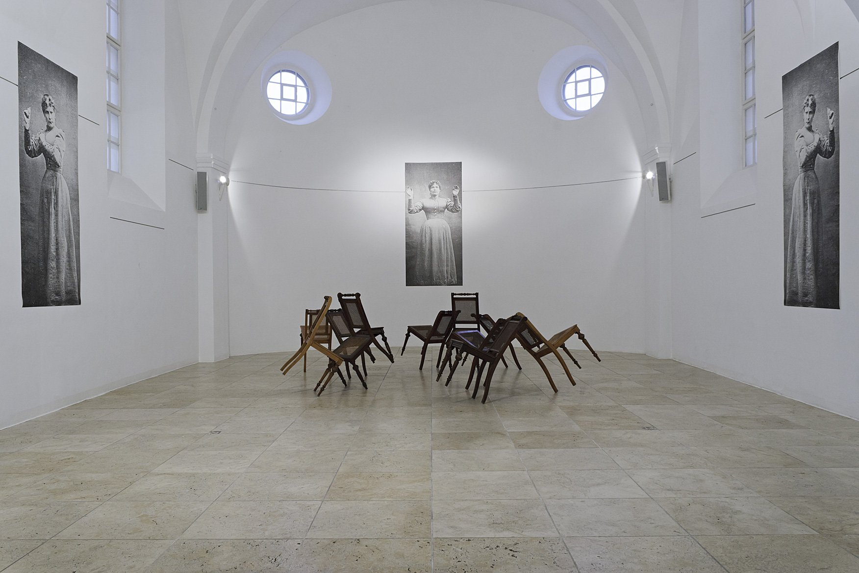 Ausstellung Alexandra Baumgartner