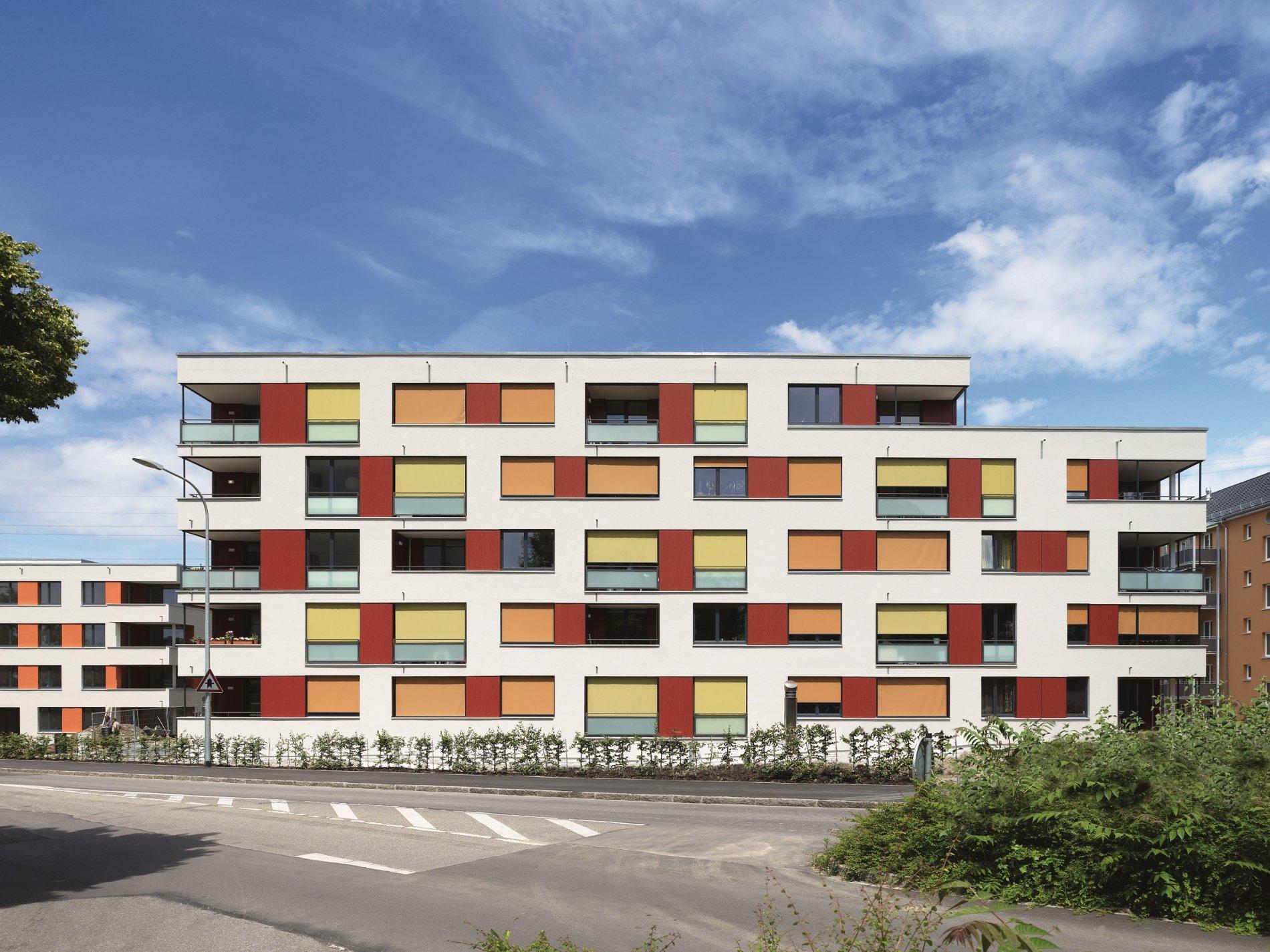 Wohnquartier Haslacher Straße