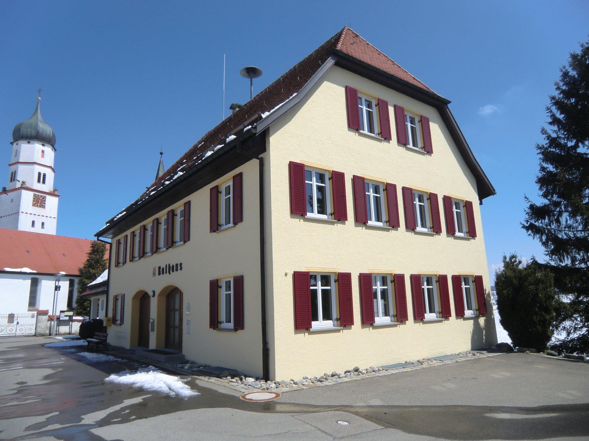 Rathaus, Eintürnenberg