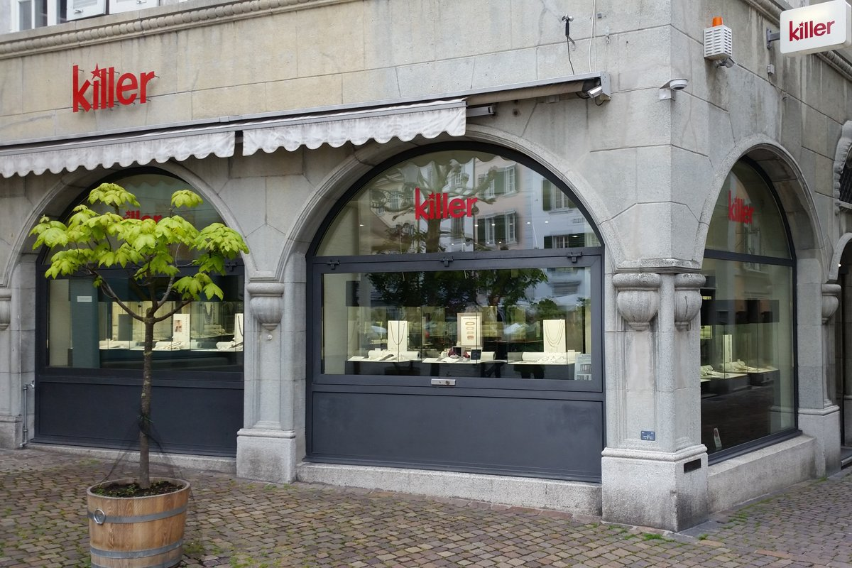 Killer & Co. Solothurn Aussenansicht