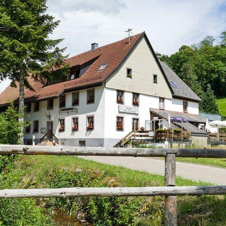 Zum Hirschen, Wirtshisli, Buchenbach-Unteribental