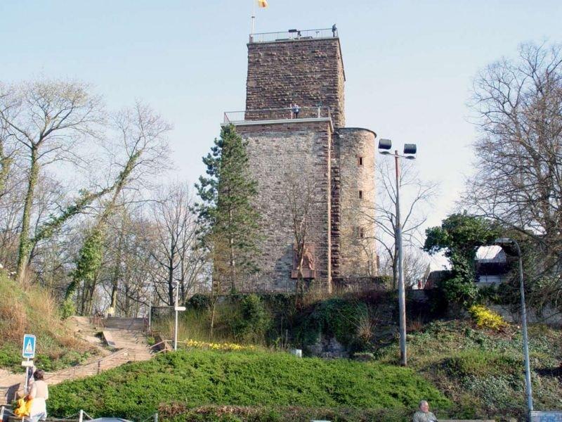 Turmberg in Karlsruhe-Durlach