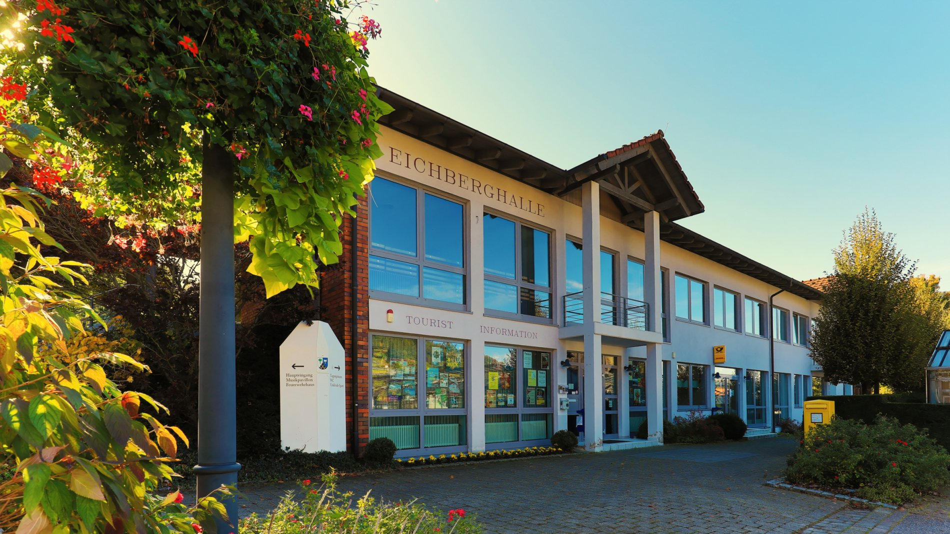 Eichberghalle Glottertal