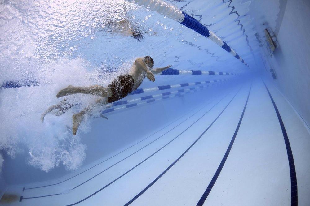 Bade- und Schwimmspaß im Hallenbad in Neustadt an der Donau im Hopfenland Hallertau