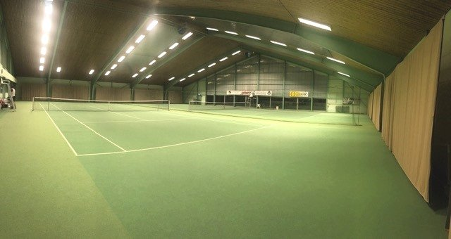 Tennis Feldhalle Sportpark Mettnau