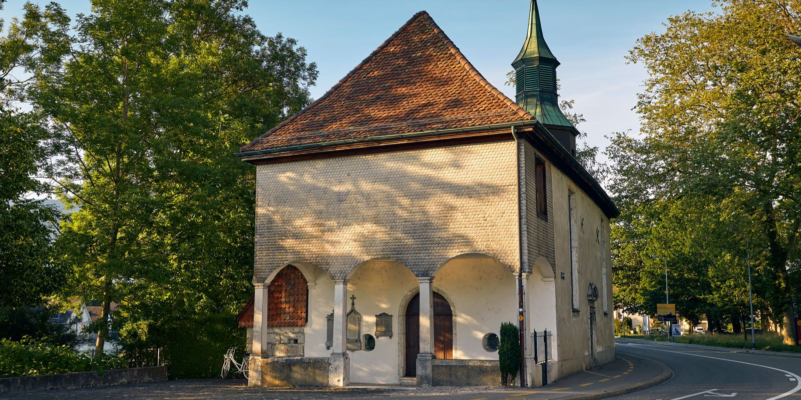 Kapelle Dreibeinskreuz Solothurn