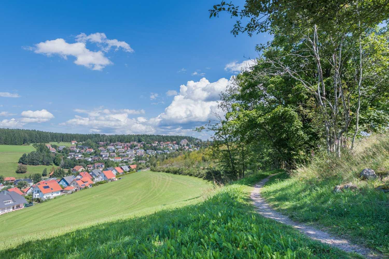Unterkirnach Wanderweg