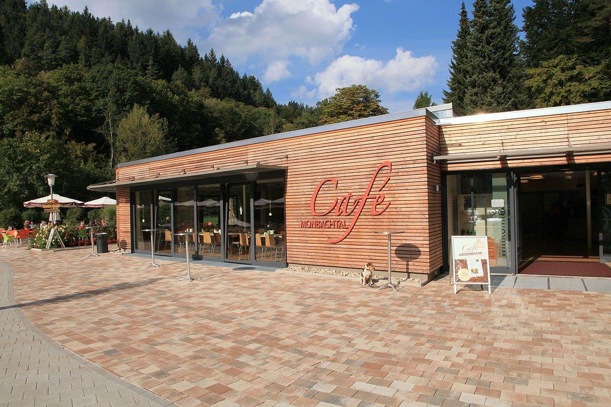 Genießen Sie Ihre Auszeit im Café Monbachtal bei Bad Liebenzell!