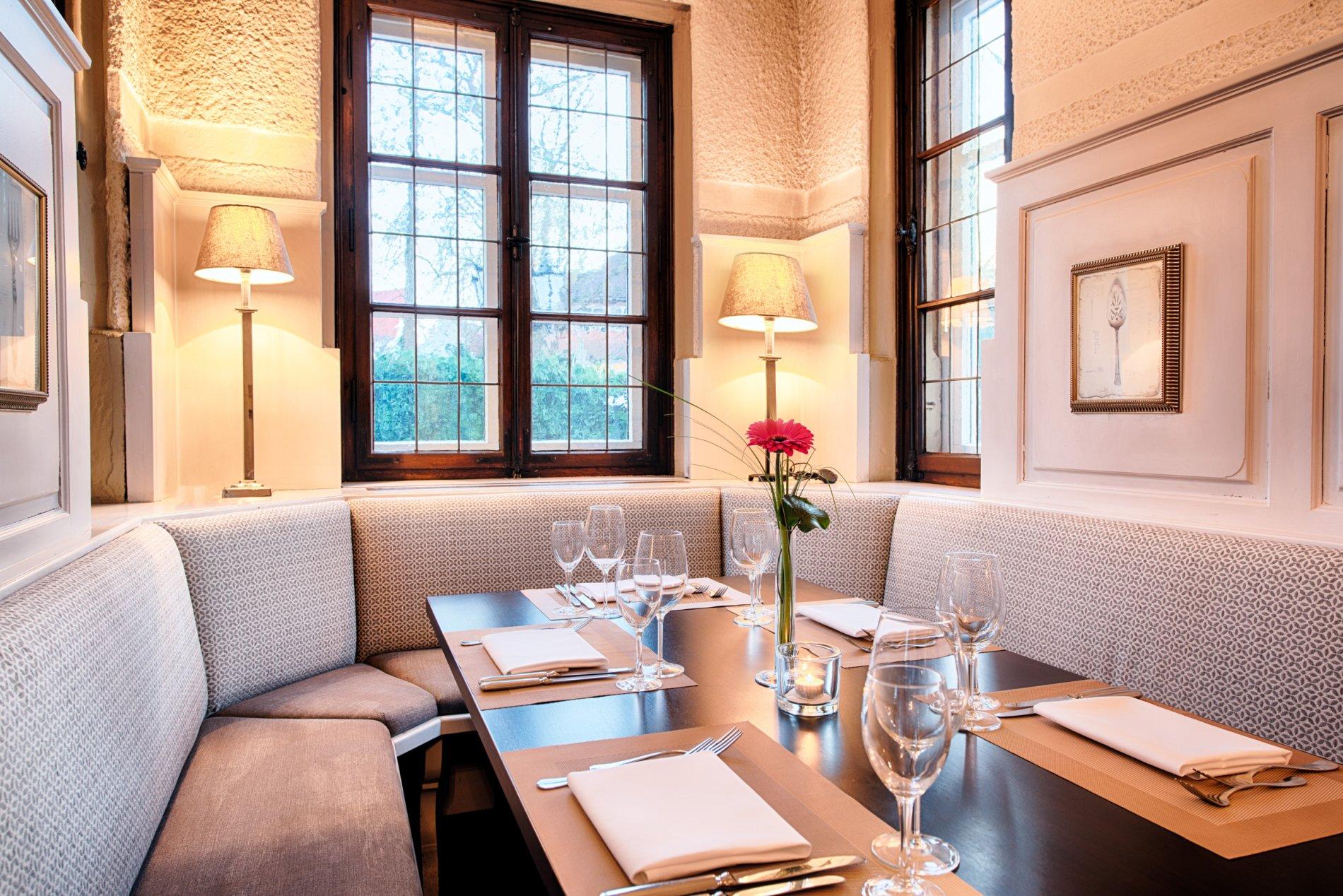 Restaurant Kamin   Hotelrestaurant Schloss Lehen   HeilbronnerLand
