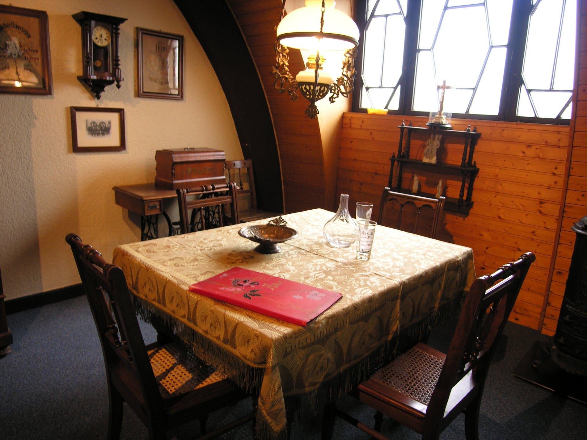 Heimatstube in Gaggenau-Bad Rotenfels im Murgtal