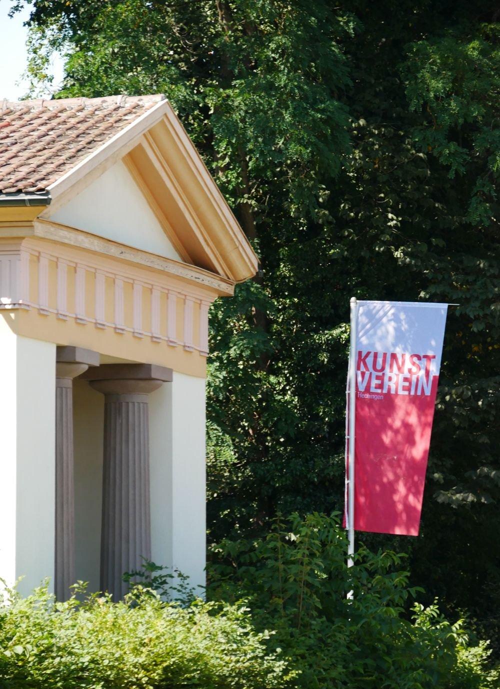 Galerie Weißes Häusle im Fürstengarten Hechingen
