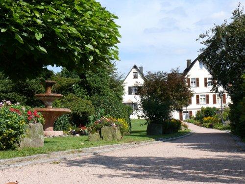 Kurgarten Wolfach - Kurgartenbrunnen