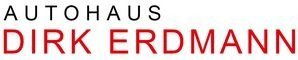 Das Logo vom Autohaus Dirk Erdmann