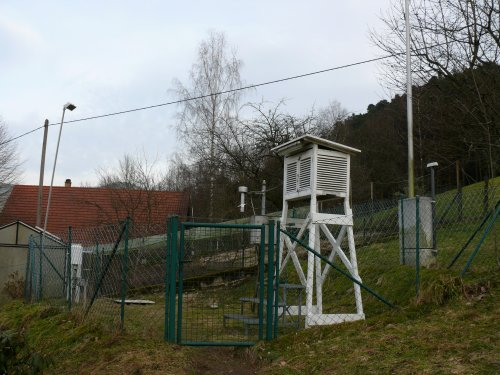 Private Wetterstation in Wolfach