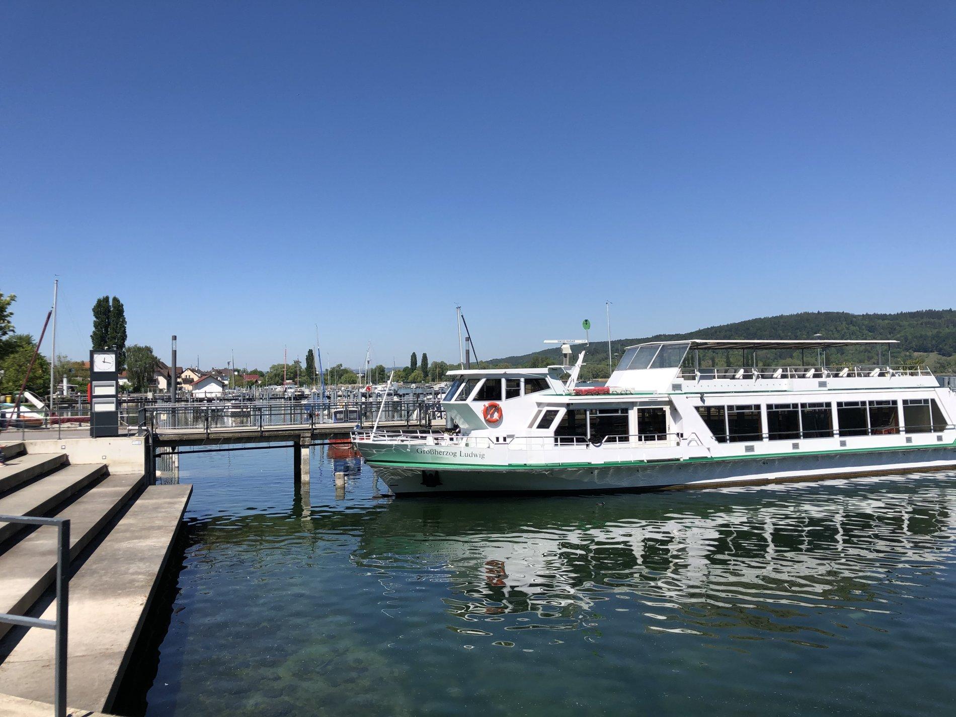 Hafen Bodman