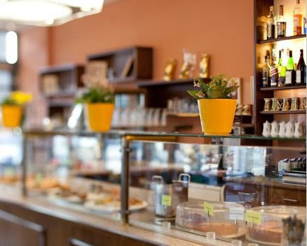 Theke Café am Markt
