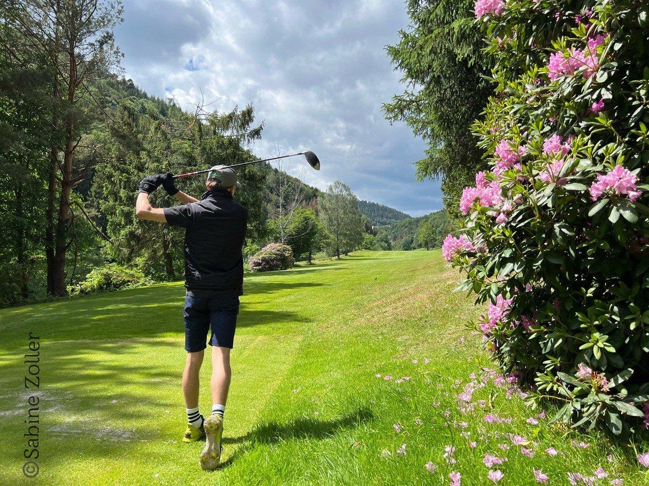 Golfplatz Bad Herrenalb