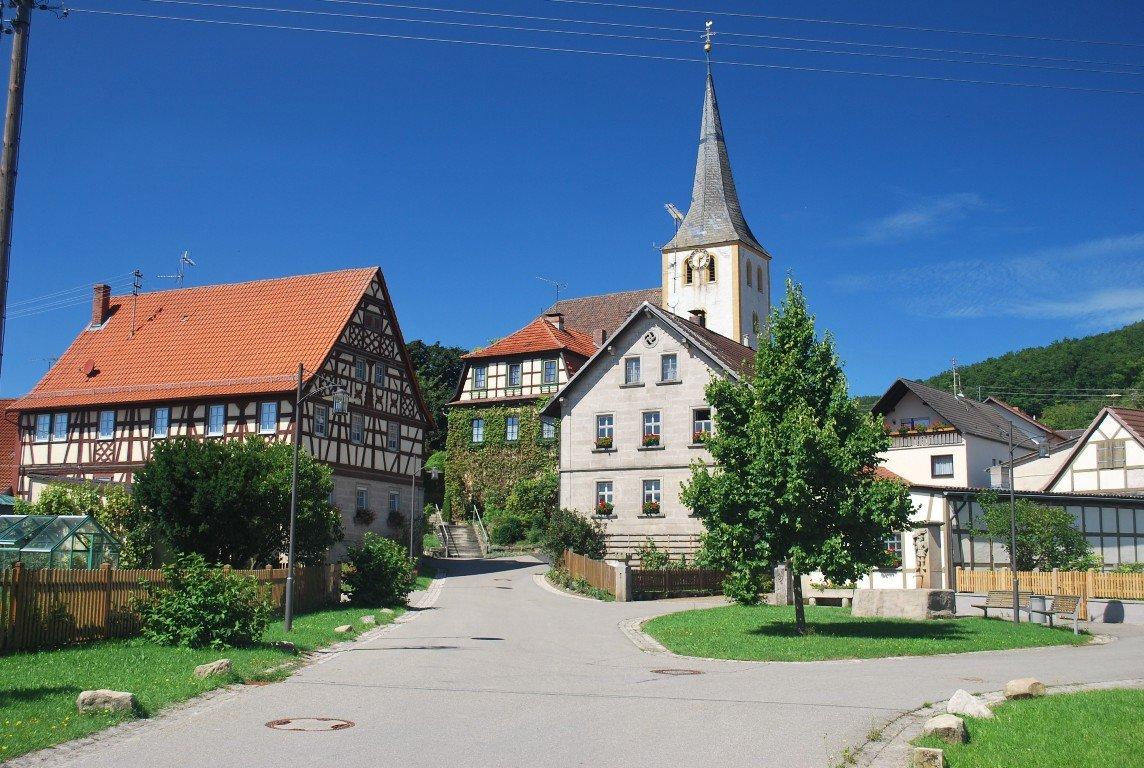 Fachwerkdorf Nassach