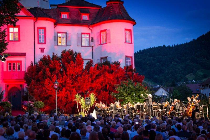 Schloss Neuweier Baden-Badener Rebland